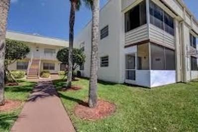 618 Saxony M, Delray Beach, FL 33446 - MLS#: RX-10478721