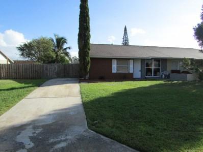 4525 SE Nimrod Lane, Stuart, FL 34997 - MLS#: RX-10478749