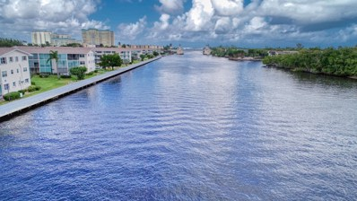 610 Horizons E UNIT 111, Boynton Beach, FL 33435 - MLS#: RX-10478790