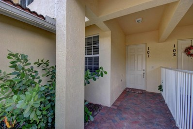 9782 Midship Way UNIT 101, West Palm Beach, FL 33411 - #: RX-10478817