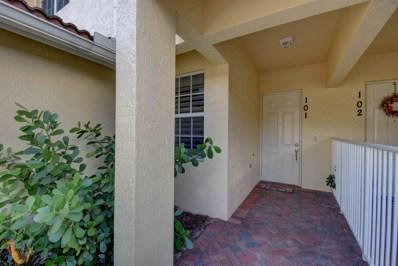 9782 Midship Way UNIT 101, West Palm Beach, FL 33411 - #: RX-10478817