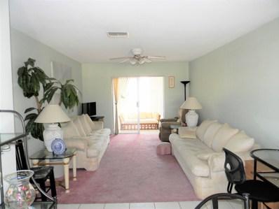 2132 NE 1st Way UNIT 205, Boynton Beach, FL 33435 - MLS#: RX-10478843