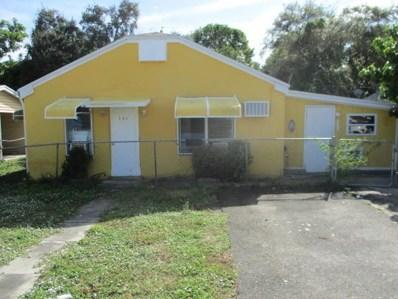 191 Silver Beach Road, Riviera Beach, FL 33403 - MLS#: RX-10478860