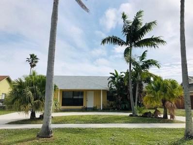 3019 Cormorant Road, Delray Beach, FL 33444 - MLS#: RX-10478865