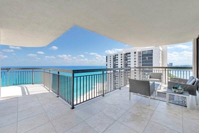 5380 N Ocean Drive UNIT 19h, Riviera Beach, FL 33404 - #: RX-10478867
