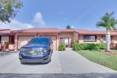 7 Flint Way, Boynton Beach, FL 33426 - MLS#: RX-10478926