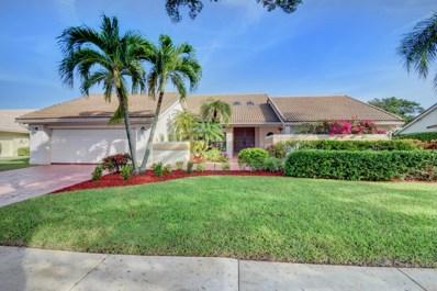 10311 Boca Woods Lane, Boca Raton, FL 33428 - MLS#: RX-10478932