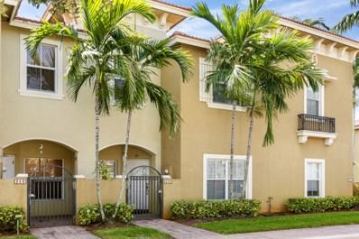 260 Lake Monterey Circle, Boynton Beach, FL 33426 - MLS#: RX-10478981