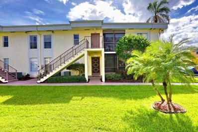 14898 Wedgefield Drive UNIT 208, Delray Beach, FL 33446 - MLS#: RX-10479011