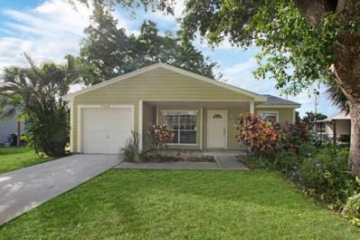 5368 Courtney Circle, Boynton Beach, FL 33472 - MLS#: RX-10479023