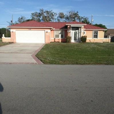 2874 SE Rawlings Road, Port Saint Lucie, FL 34952 - MLS#: RX-10479032