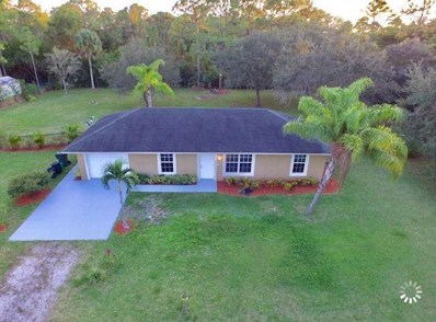 15390 89th Place N, Loxahatchee, FL 33470 - MLS#: RX-10479064