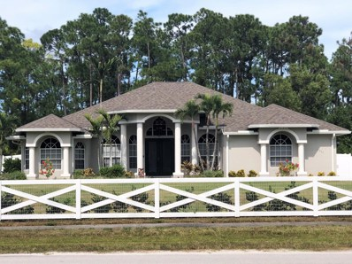 13047 Temple Boulevard, West Palm Beach, FL 33412 - #: RX-10479099