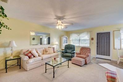 700 Horizons W UNIT 203, Boynton Beach, FL 33435 - MLS#: RX-10479180
