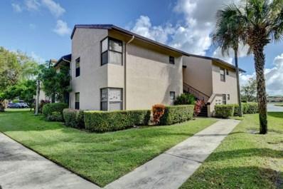 8665 Boca Glades Boulevard W UNIT F, Boca Raton, FL 33434 - MLS#: RX-10479244
