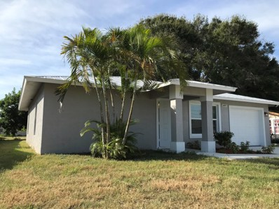 607 Azalea Avenue, Fort Pierce, FL 34982 - MLS#: RX-10479270