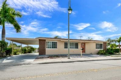 1591 W 31st Street, Riviera Beach, FL 33404 - MLS#: RX-10479280