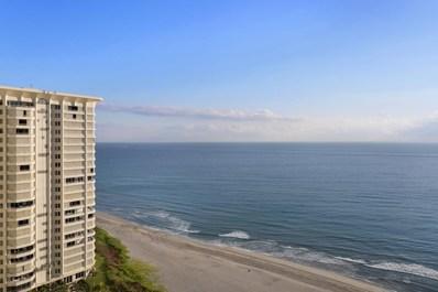 550 S Ocean Boulevard UNIT 1905, Boca Raton, FL 33432 - MLS#: RX-10479291