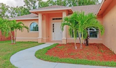 376 SW Tulip Boulevard, Port Saint Lucie, FL 34953 - #: RX-10479436