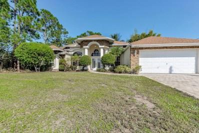 4213 SW Utterback Street, Port Saint Lucie, FL 34953 - MLS#: RX-10479446