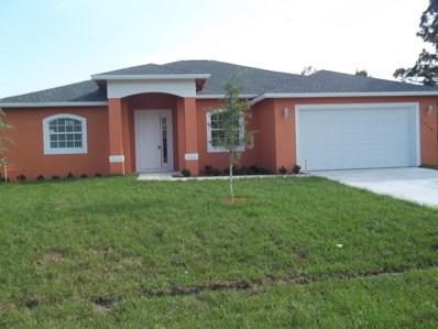 1418 SW Iffla Avenue, Port Saint Lucie, FL 34953 - MLS#: RX-10479542