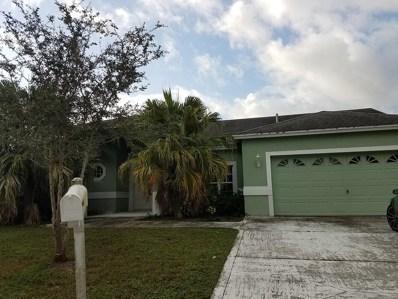 1168 Hatteras Circle, Greenacres, FL 33413 - MLS#: RX-10479632