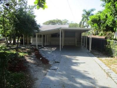 5317 Garden Avenue, West Palm Beach, FL 33405 - MLS#: RX-10479786