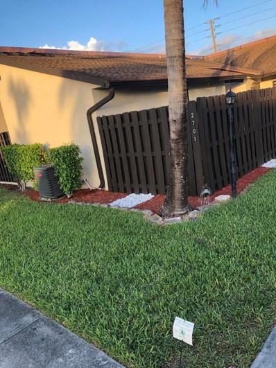 2701 Waterview Circle, Palm Springs, FL 33461 - MLS#: RX-10479840