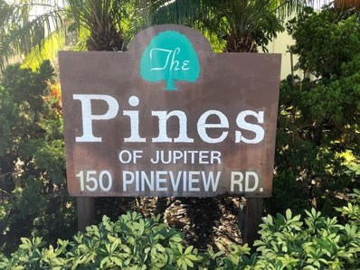 150 Pineview Road UNIT C6, Jupiter, FL 33469 - MLS#: RX-10479914