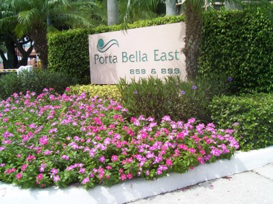 899 Jeffery Street UNIT 107, Boca Raton, FL 33487 - MLS#: RX-10479978