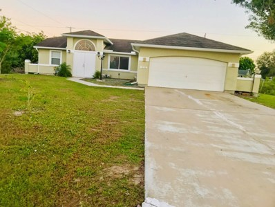 914 SW Cleary Terrace, Port Saint Lucie, FL 34953 - #: RX-10479994