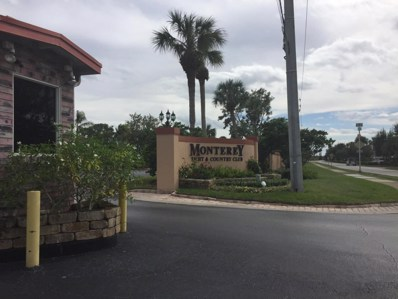 1911 SW Palm City Road UNIT 6-I, Stuart, FL 34994 - MLS#: RX-10480020