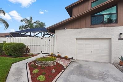 9623 Boca Gardens Parkway UNIT A, Boca Raton, FL 33496 - MLS#: RX-10480033