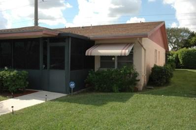 14329 Campanelli Drive UNIT 14341, Delray Beach, FL 33484 - MLS#: RX-10480071
