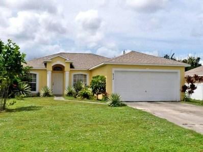 632 SW Granadeer Street, Port Saint Lucie, FL 34983 - MLS#: RX-10480162