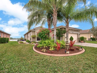 9932 SW Glenbrook Drive, Port Saint Lucie, FL 34987 - MLS#: RX-10480325