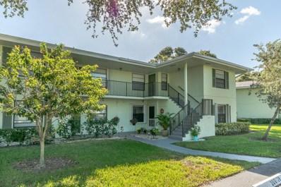 2001 Sabal Ridge Court UNIT H, Palm Beach Gardens, FL 33418 - MLS#: RX-10480377