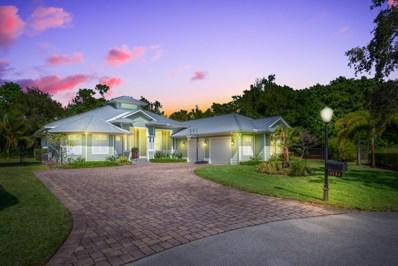 3733 SE Bent Banyan Way, Stuart, FL 34997 - MLS#: RX-10480546