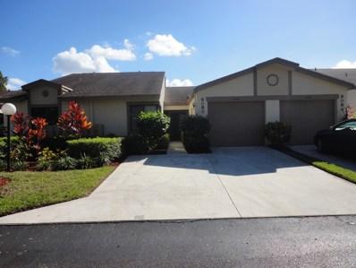 8080 Windgate Drive UNIT C, Boca Raton, FL 33496 - MLS#: RX-10480592