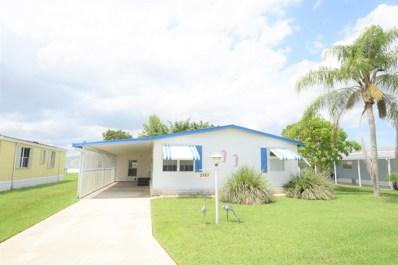 2583 SW Olds Place, Stuart, FL 34997 - MLS#: RX-10480617