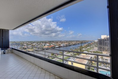 2901 S Ocean Boulevard UNIT 2, Highland Beach, FL 33487 - MLS#: RX-10480681