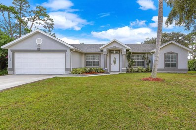 1614 SW Bascom Avenue, Port Saint Lucie, FL 34953 - MLS#: RX-10480696