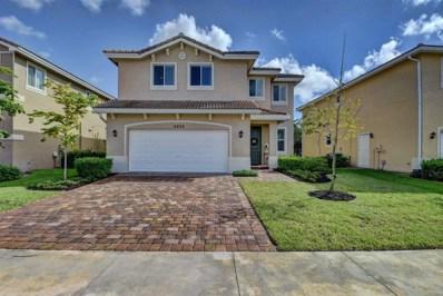 5655 Caranday Palm Drive, Greenacres, FL 33463 - MLS#: RX-10480713