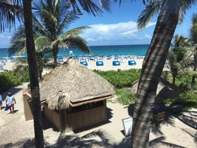 3800 N Ocean Drive N UNIT 702, Singer Island, FL 33404 - MLS#: RX-10480754