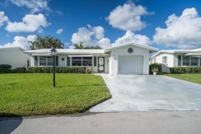1003 SW 15 Street, Boynton Beach, FL 33426 - MLS#: RX-10480790