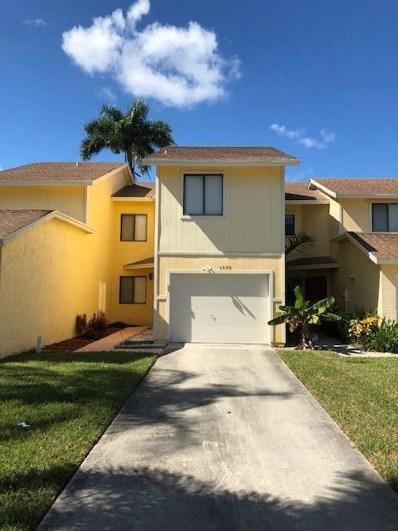 1573 Woodbridge Circle, West Palm Beach, FL 33406 - MLS#: RX-10480793