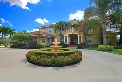 14829 Rolling Rock Place, Wellington, FL 33414 - MLS#: RX-10480811