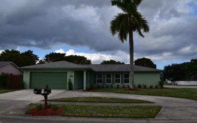 4978 Marbella Road N, West Palm Beach, FL 33417 - #: RX-10480851