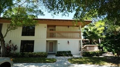 537 Brackenwood Place, Palm Beach Gardens, FL 33418 - MLS#: RX-10480927