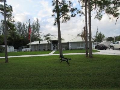 13758 78th Place N, West Palm Beach, FL 33412 - MLS#: RX-10480955